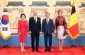 Cumbre Corea del Sur-Bélgica