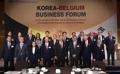 Forum économique Corée-Belgique