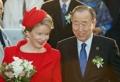 Ban Ki-moon et la reine Mathilde