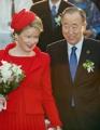 La reina belga asiste a un seminario Corea del Sur-Bélgica
