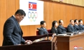 N.K.'s Olympic committee holds general meeting