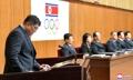 El comité olímpico norcoreano celebra una reunión general