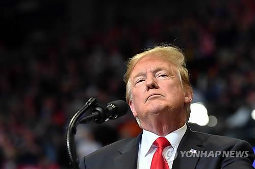 트럼프 김정은과 관계 훌륭…3차정상회담 좋을 것 金에 화답(종합)