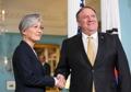 Los jefes diplomáticos de Seúl y Washington