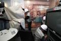 Remodelación de la sala de videoconferencias para las reuniones de las familias separadas