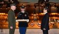 El jefe de Defensa surcoreano recibe una condecoración de EE. UU. por su contribución a la alianza