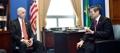 El jefe de Defensa surcoreano en Washington