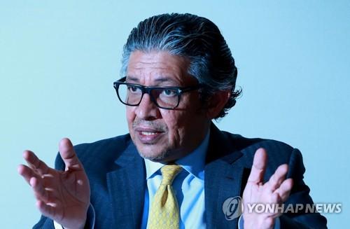(LEAD) (Yonhap Interview) Saudi Arabia, S. Korea elevating innovative economic partnership for sustainable growth