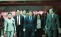 El nuevo embajador ante China llega a Pekín