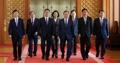 Moon et ses nouveaux ministres