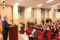 Conférence de l'ambassadeur américain