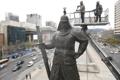 Statue de l'amiral Yi Sun-sin