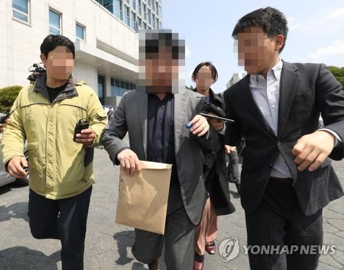 """김기현 전 시장 동생 수사한 울산 경찰관 구속…""""혐의 소명"""""""