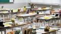 Salle de classe pour le Sewol