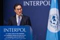 El jefe de la Interpol