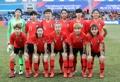 Footballeuses sud-coréennes