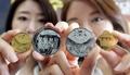 Vente de médailles commémoratives