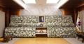 Chambre funéraire du PDG de Hanjin