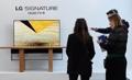 Téléviseur enroulable OLED de LG