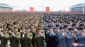 N. Korea holds massive rally to celebrate leader's re-election