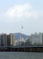 Cielo despejado en Seúl