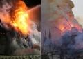 佛노트르담 대성당 화재