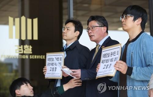 """SBS노조, 태영건설 회장 배임혐의 고발…SBS """"문제없어"""""""