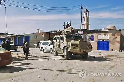 해결 실마리 안보이는 리비아 사태…안보리 앞두고 주요국 분열