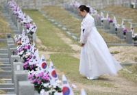 국가보훈처는 1960년 독재정권의 억압과 통제에 맞서 자발적으로 일어난 4·19혁명의 의미와 숭고한 정신을 계승하기 위한 ′제59주년 4·19혁명 기념식′을 19일 오전 10시, 국립 4·19민주묘지에서 거행한다고 18일 밝혔다.