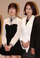Actresses Jeong and Ahn
