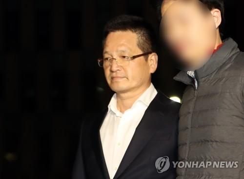 '김학의 의혹 키맨' 윤중천 구속 불발…압박수사에 제동(종합2보)