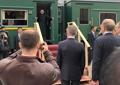 El líder norcoreano llega a Rusia
