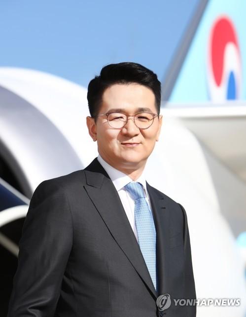 조원태 '회장', 국제항공운송협회 총회의장으로 국제무대 데뷔