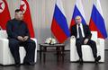 金正恩氏とプーチン氏が会談