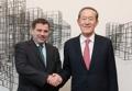 Nouvel ambassadeur d'Argentine