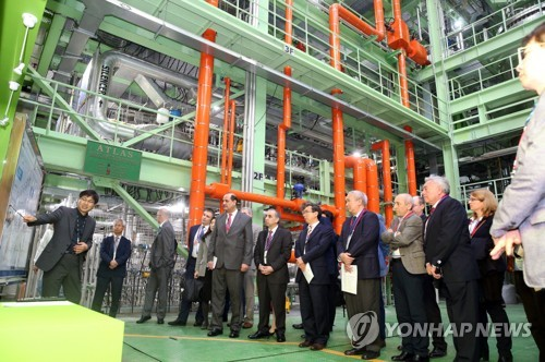 원자력연구원, 주한 외교 사절단 초청 '세일즈 외교'
