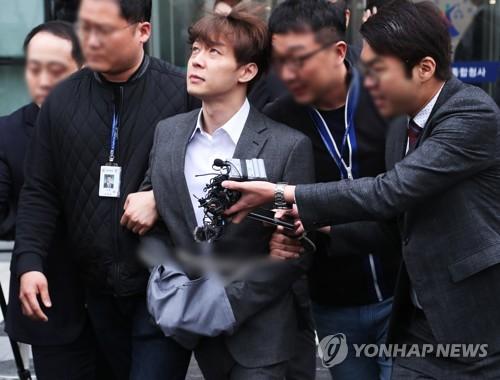 같은 마약투약ㆍ동일한 영장판사…박유천 구속ㆍ할리 불구속 왜?