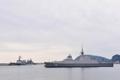 Un buque de guerra singapurense llega a Busan