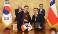 MOU de defensa Corea del Sur-Chile