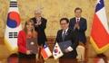 MOU de TIC entre Corea del Sur y Chile