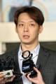 Singer Park Yoo-chun sent to prosecutors for alleged drug use