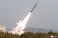 Corea del Norte prueba un lanzacohetes múltiple