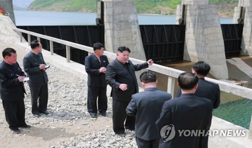 """겨울 앞둔 北, 적은 강수량에 전력생산도 차질…""""커다란 지장"""""""