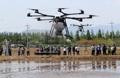 Drone pour l'agriculture