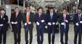 El PM en la planta de Hyundai en Ecuador