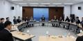 El ministro de Unificación visita la oficina de enlace intercoreana