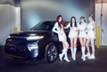 BLACKPINK promociona el coche Soul de Kia