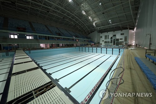 Gwangju ready to host world's greatest swimmers in July