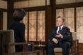 Entretien avec le président Moon