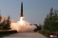 Tir nord-coréen